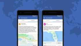 Facebook mejora su servicio de emergencias para catástrofes