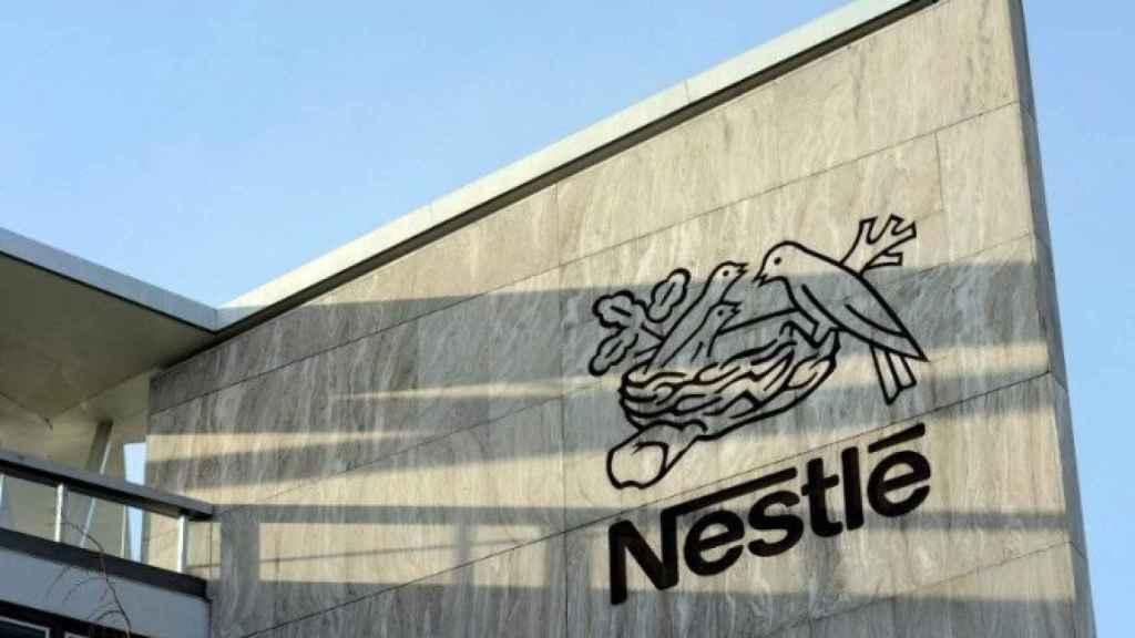 La sede de Nestlé.