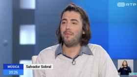 Salvador Sobral ofrece su primera entrevista: Ha sido el año más extraño