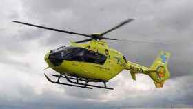 112 helicoptero