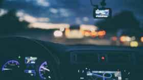 coche-conectado-noche