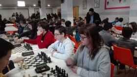ajedrez maristas