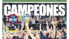 Portada Mundo Deportivo (19/02/18)