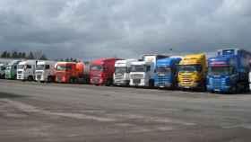 camiones transporte