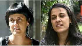 El antes y el después de Anna Gabriel.