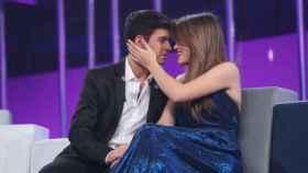 Alfred y Amaia en la última gala de 'OT'.