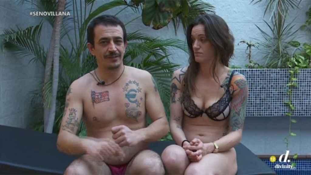 Imagen de los economistas en el vídeo para 'Supervivientes'.