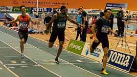 Bua se ha proclamado campeón de España este fin de semana. Foto: RFEA