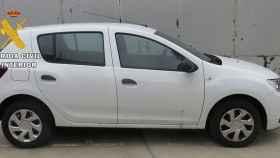 coche detenido burgos