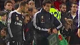 El enfado de Jesé con Ancelotti