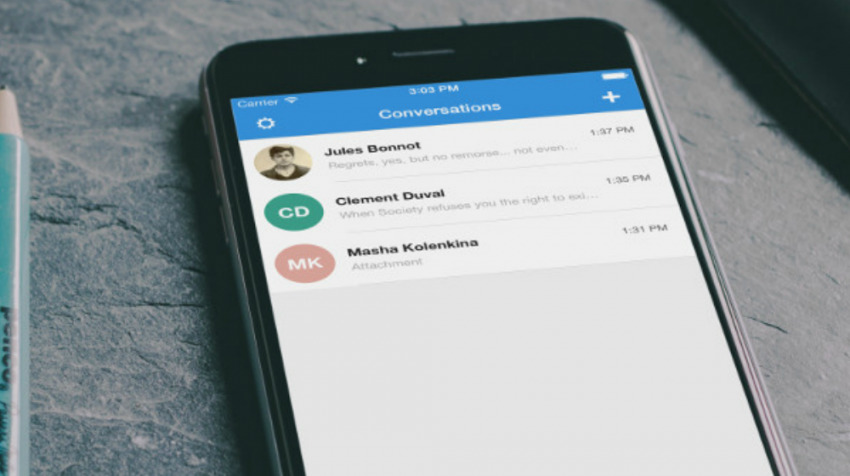 signal private messenger chats