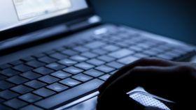 hacker teclado