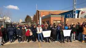 made medina protesta trabajadores 1