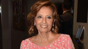 Teresa Campos en imagen de archivo.