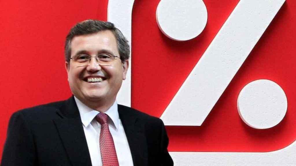 El consejero delegado de Dia, Ricardo Currás, en una imagen de archivo.