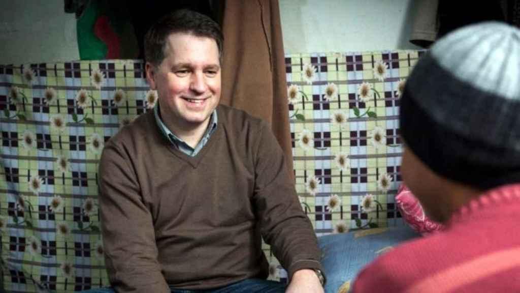 Justin Forsyth, subdirector de Unicef.