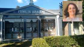 Sospechas de que el cuerpo de Sonia Iglesias está en el panteón de los hermanos Araújo