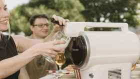 tera brew dispensador cerveza inteligente portatil campo