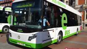 autobuses auvasa hibridos nuevos 4