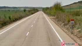 obras carretera cl612 valladolid 1
