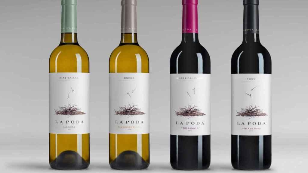 LA PODA coleccion de vinos