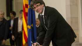 El apoyo a la independencia en Cataluña cae un 8% tras la DUI y se coloca en 40,8%