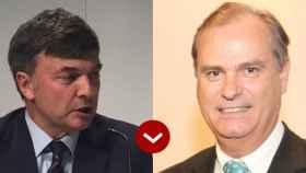 A LOS LEONES: Alfredo Gutiérrez (ATLL) y Carlos Teixeira (Teva)