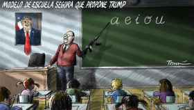 La escuela segura de Trump.