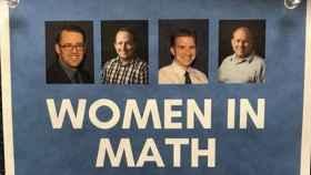 Todos los ponentes de esta charla sobre mujeres eran hombres