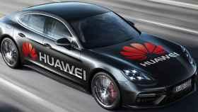 huawei coche autonomo 2