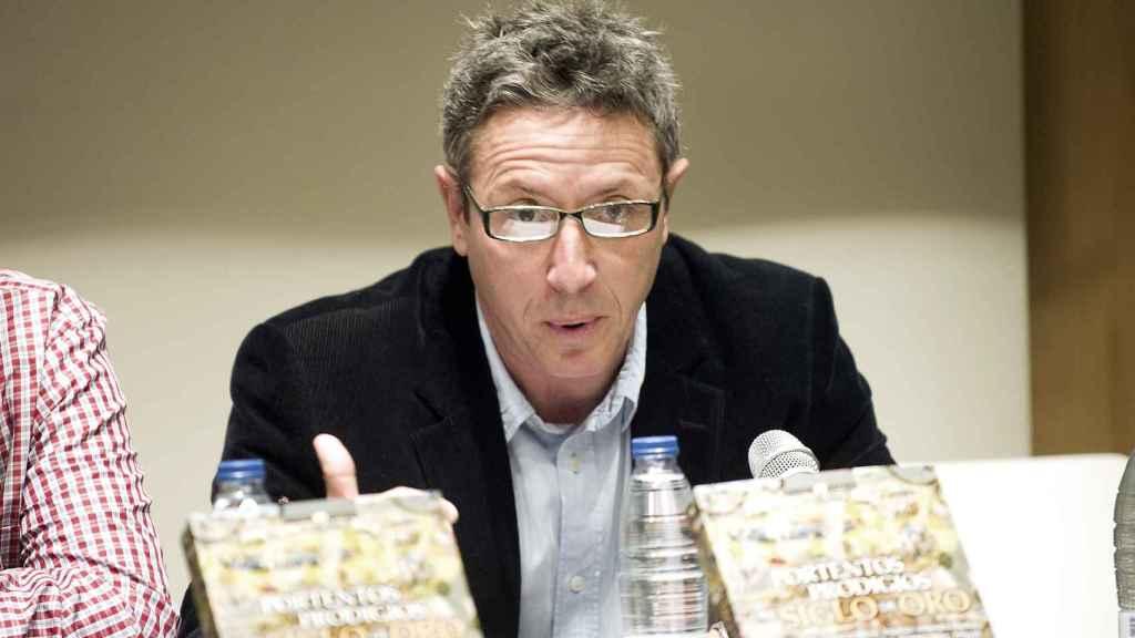 Alonso Guerrero en imagen de archivo.