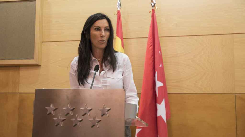 La consejera delegada de EL ESPAÑOL, Eva Fernández.
