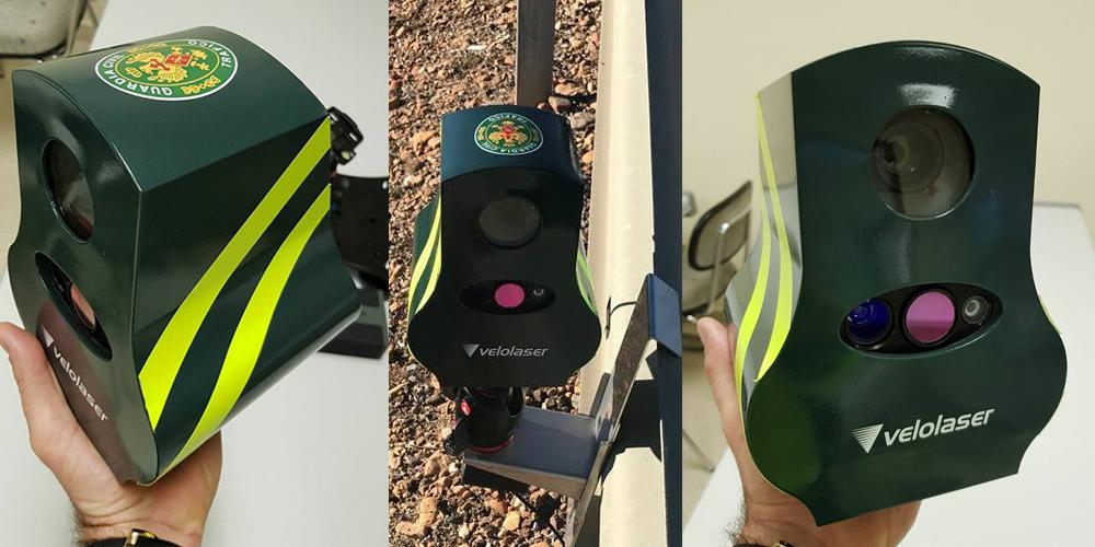 radar dgt guardia civil velolaser