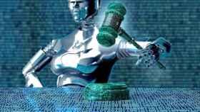 inteligencia artificial leyes abogado juez