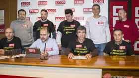 Valladolid-selecta-ccoo-ere-trabajadores
