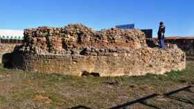 ruinas basilica de marialba