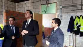 zamora junta visita benavente pabellon rosaleda