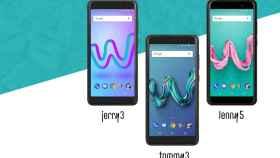 Wiko Tommy 3, Lenny 5 y Jerry 3: los nuevos móviles económicos de la marca