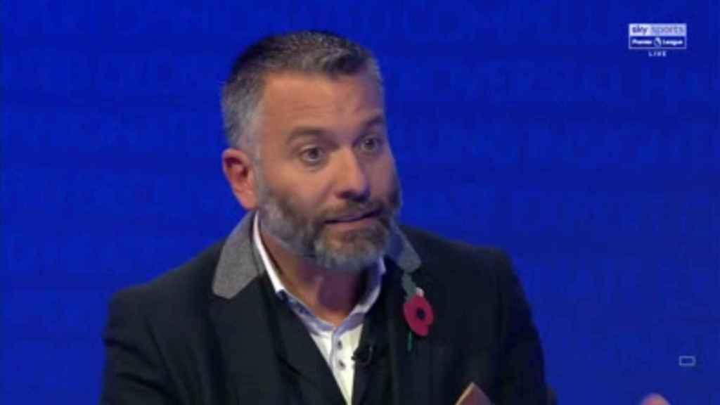 Guillem Balagué en Sky Sports.