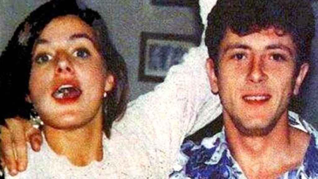 Letizia Ortiz y Alonso Guerrero.