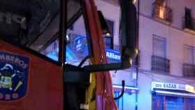 zamora incendio toro caida balcon