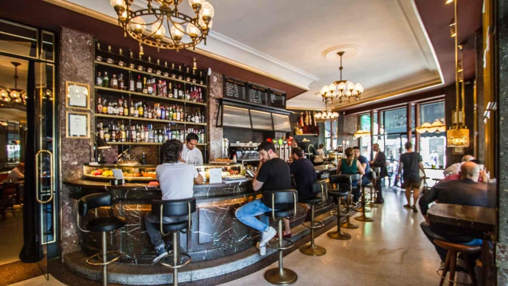 Barra Café Comercial