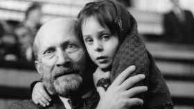 Un fotograma de la película Korczak, de Andrzej Wajda.