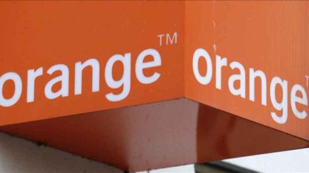 Logotipo de Orange.