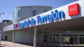 Imagen de archivo del Hospital de Torrejón de Ardoz.