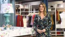 Carlota Corredera en la presentación de la nueva temporada de 'Cámbiame'. GTRES.