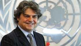 Moragas, nuevo vicepresidente de la ONU.