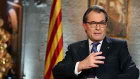 Artur Mas pide no disminuir la figura del president si no se inviste a Puigdemont