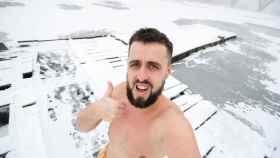 La nieve nos hace comportarnos como idiotas y estas imágenes lo demuestran
