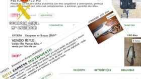 Burgos-venta-armas-internet-guardia-civil